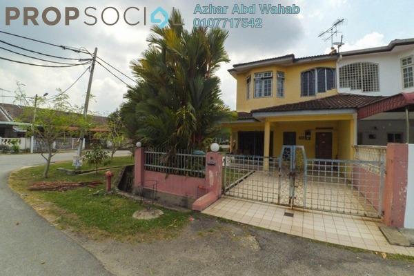 Terrace For Sale in Taman Sitiawan Maju, Sitiawan Freehold Semi Furnished 4R/3B 385k