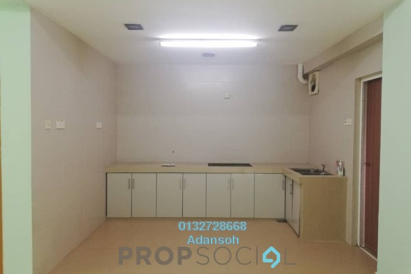 For Rent Apartment at Metro Prima, Kepong Freehold Semi Furnished 3R/2B 1.2k
