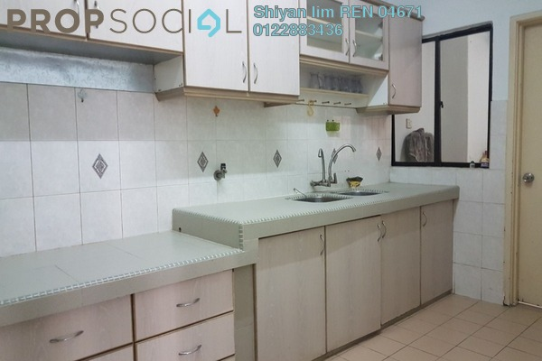 Condominium For Rent in Villa Angsana, Jalan Ipoh Freehold Semi Furnished 3R/2B 1.5k