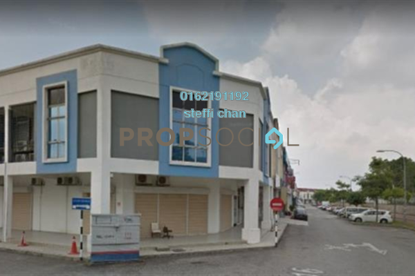 Shop For Sale in Jalan Kluang, Ayer Hitam Freehold Semi Furnished 0R/4B 2.85m