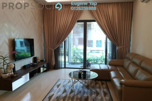 Townhouse For Sale in Sunway SPK 3 Harmoni, Kepong Freehold Fully Furnished 3R/4B 1.49m
