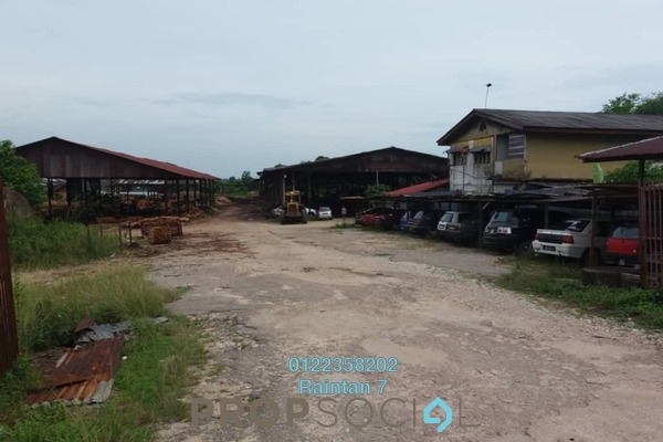 Factory For Sale in Jalan Machang, Machang Freehold Unfurnished 0R/0B 3.18m