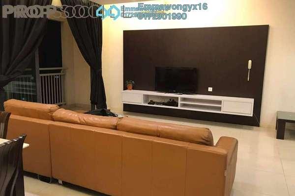 For Rent Condominium at Casa Kiara II, Mont Kiara Freehold Fully Furnished 4R/3B 3.6k
