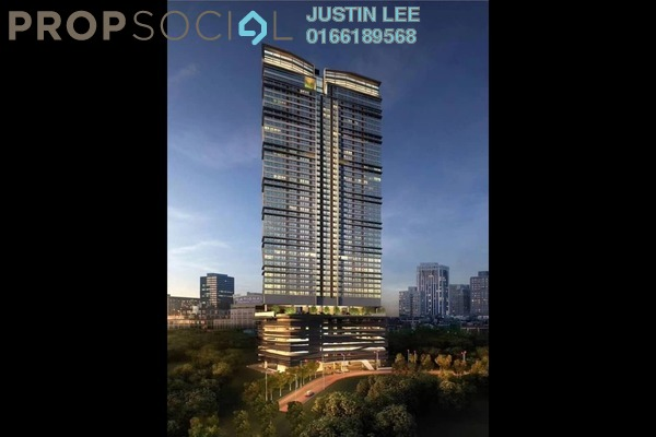 Condominium For Sale in 8 Kia Peng, KLCC Freehold Fully Furnished 2R/1B 1.46m