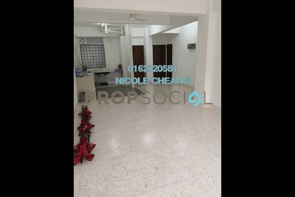 Apartment For Rent in Bustan Apartment, Cheras Freehold Semi Furnished 3R/2B 1.2k