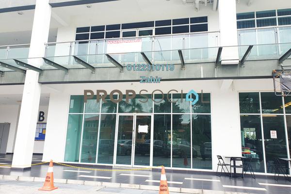 For Rent Shop at Ostia Bangi Business Avenue, Bandar Baru Bangi Freehold Unfurnished 0R/1B 8.5k
