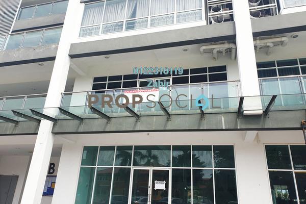 For Rent Shop at Ostia Bangi Business Avenue, Bandar Baru Bangi Freehold Unfurnished 0R/1B 3.5k