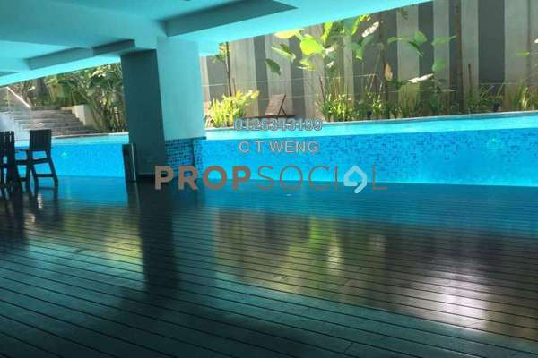 Condominium For Rent in 9 Madge, Ampang Hilir Freehold Semi Furnished 4R/5B 11k