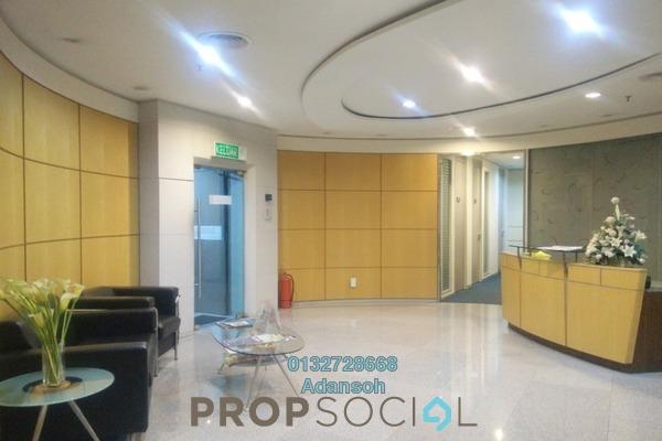 For Rent Office at Phileo Damansara 2, Petaling Jaya Freehold Fully Furnished 0R/0B 16k