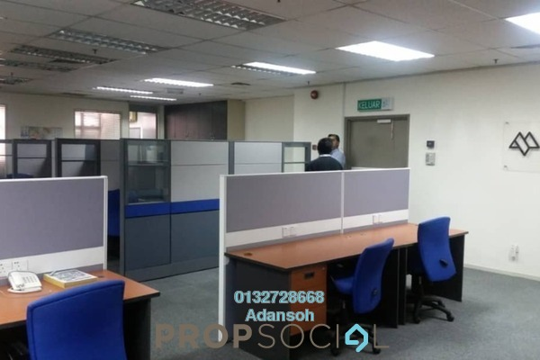 For Rent Office at Phileo Damansara 2, Petaling Jaya Freehold Semi Furnished 0R/0B 6.3k