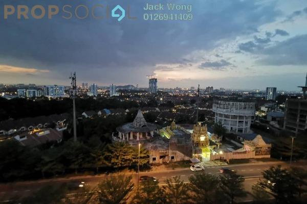Apartment For Rent in Puteri Bayu, Bandar Puteri Puchong Freehold Semi Furnished 3R/2B 1.1k