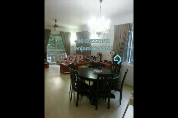For Sale Apartment at Adora, Desa ParkCity Freehold Semi Furnished 2R/2B 938k