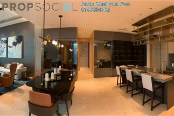 For Sale Serviced Residence at DC Residency, Damansara Heights Freehold Fully Furnished 5R/4B 5.82m