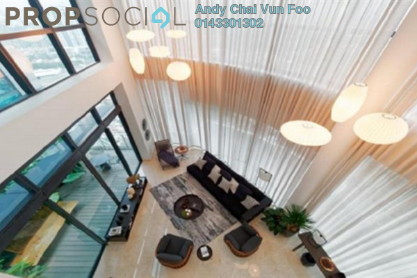 Serviced Residence For Sale in DC Residency, Damansara Heights Freehold Fully Furnished 5R/4B 8.62m
