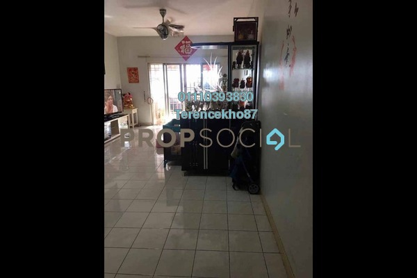 Apartment For Sale in Permas Ville, Bandar Baru Permas Jaya Freehold Unfurnished 3R/2B 298k