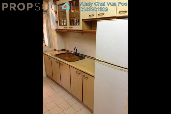 Townhouse For Rent in Jalan Kluang, Ayer Hitam Freehold Fully Furnished 3R/2B 3k