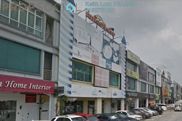 Shop For Sale in Taming Jaya Industrial Park, Balakong Leasehold Semi Furnished 4R/6B 2.88m