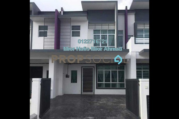 Terrace For Sale in Méranti, HillPark Freehold Unfurnished 4R/3B 540k