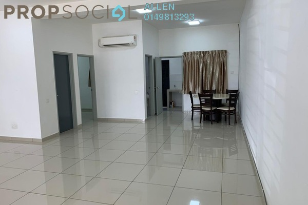 For Rent Terrace at Jalan Setia Tropika, Setia Tropika Freehold Semi Furnished 4R/4B 1.6k
