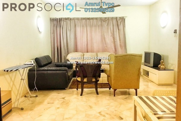 Apartment For Sale in Intan Apartment, Setiawangsa Freehold Semi Furnished 3R/2B 425k