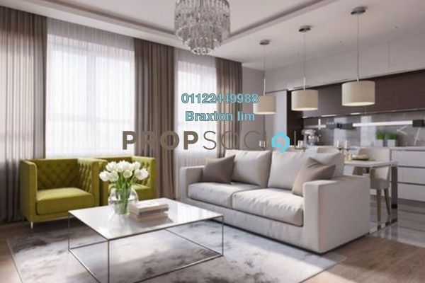 Serviced Residence For Rent in The Avare, KLCC Freehold Fully Furnished 4R/6B 9k