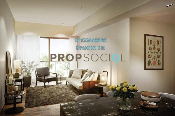 Serviced Residence For Sale in Stonor 3, KLCC Freehold Fully Furnished 1R/1B 1.1m