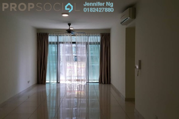 Condominium For Sale in The Z Residence, Bukit Jalil Freehold Semi Furnished 3R/2B 610k