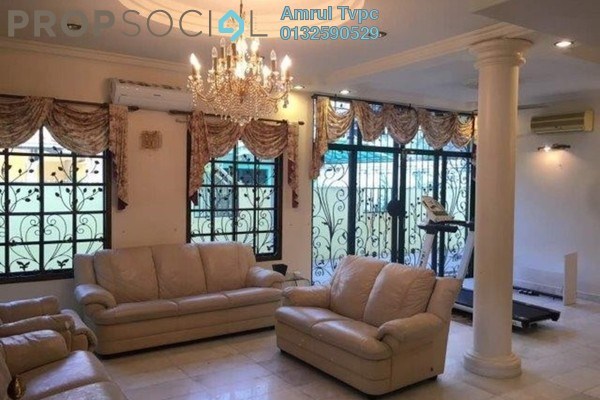 Semi-Detached For Sale in Tiara Kemensah, Kemensah Freehold Unfurnished 6R/3B 1.4m