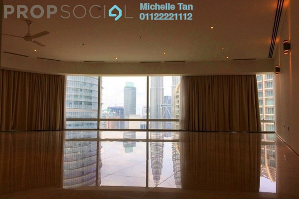 Condominium For Sale in The Avare, KLCC Freehold Semi Furnished 4R/4B 2.95m