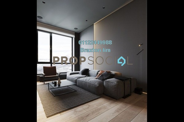 Serviced Residence For Rent in Cendana, KLCC Freehold Semi Furnished 3R/3B 5k