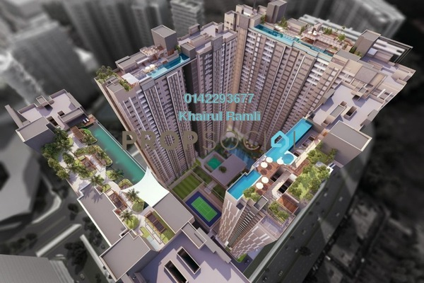 For Sale Serviced Residence at Youth City, Nilai Freehold Unfurnished 3R/2B 260k