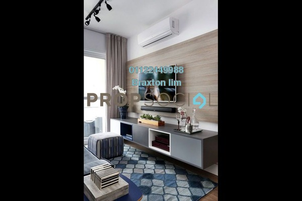 Serviced Residence For Sale in 2 Hampshire, KLCC Freehold Semi Furnished 3R/4B 1.9m