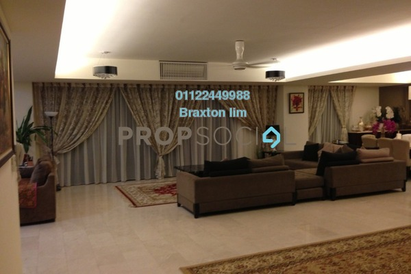 Serviced Residence For Rent in 2 Hampshire, KLCC Freehold Semi Furnished 3R/4B 5.5k