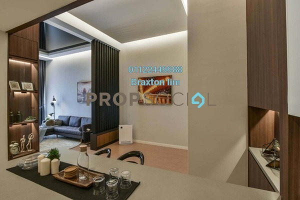 Serviced Residence For Sale in Three28 Tun Razak, KLCC Freehold semi_furnished 1R/1B 850k