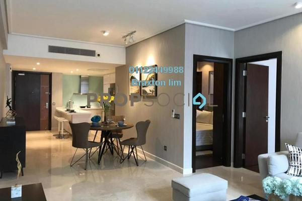 Serviced Residence For Sale in KL Trillion, KLCC Freehold semi_furnished 2R/2B 1.1m