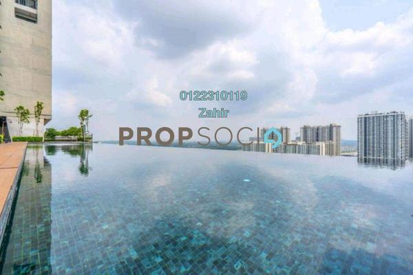 For Rent SoHo/Studio at Tamarind Suites, Cyberjaya Freehold Fully Furnished 0R/1B 1.6k