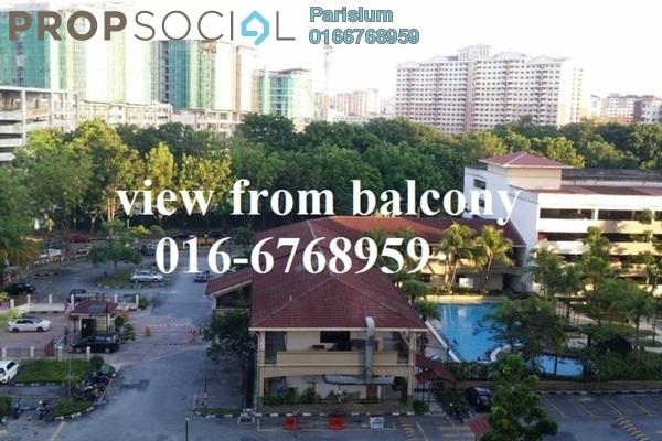 Condominium For Sale in Bayu Tasik 2, Bandar Sri Permaisuri Freehold Unfurnished 3R/2B 440k