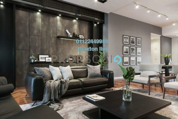 For Rent Serviced Residence at Residensi Kia Peng, KLCC Freehold Semi Furnished 3R/4B 7k
