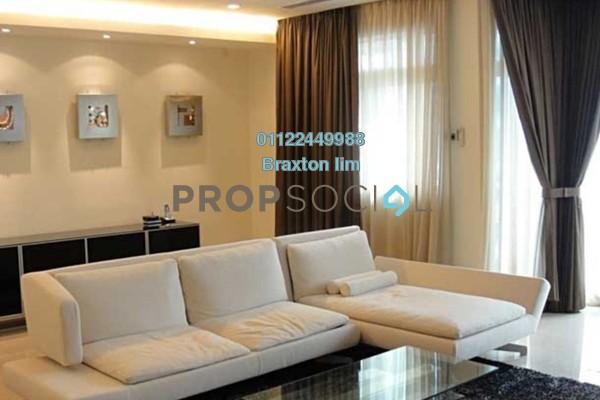 Serviced Residence For Sale in Binjai 8, KLCC Freehold semi_furnished 1R/2B 800k
