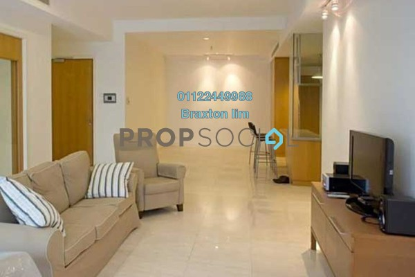 Serviced Residence For Rent in Binjai 8, KLCC Freehold Semi Furnished 1R/2B 3k