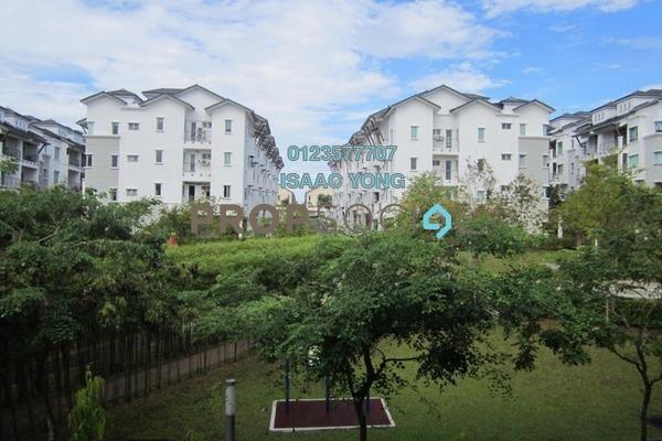 Townhouse For Sale in Bayan Villa, Seri Kembangan Freehold Fully Furnished 3R/2B 550k