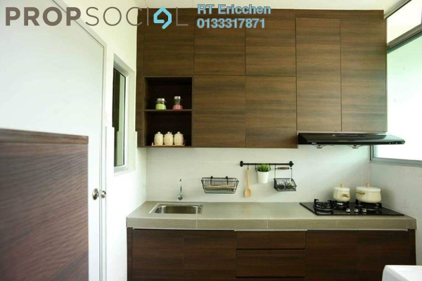 For Sale Condominium at C180, Cheras South Freehold Unfurnished 2R/2B 307k