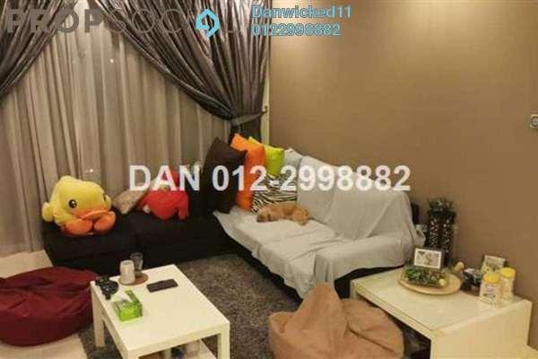 Condominium For Sale in Ken Damansara III, Petaling Jaya Freehold Semi Furnished 3R/2B 650k