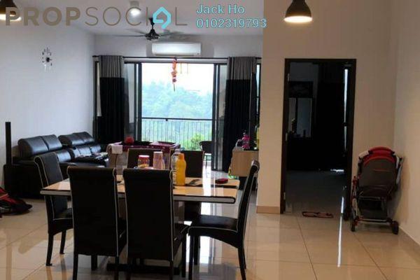 Condominium For Rent in Oasis 1 @ Mutiara Heights, Kajang Freehold Semi Furnished 3R/2B 1.8k