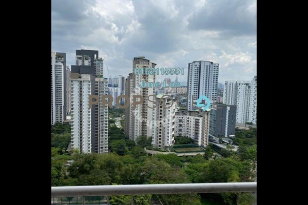 Condominium For Sale in Kiaramas Sutera, Mont Kiara Leasehold Fully Furnished 4R/3B 1.09m