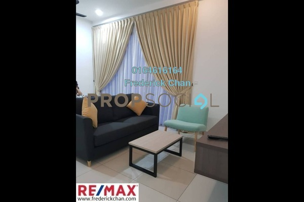 Serviced Residence For Sale in The Clio Residences, IOI Resort City Freehold Fully Furnished 2R/2B 680k