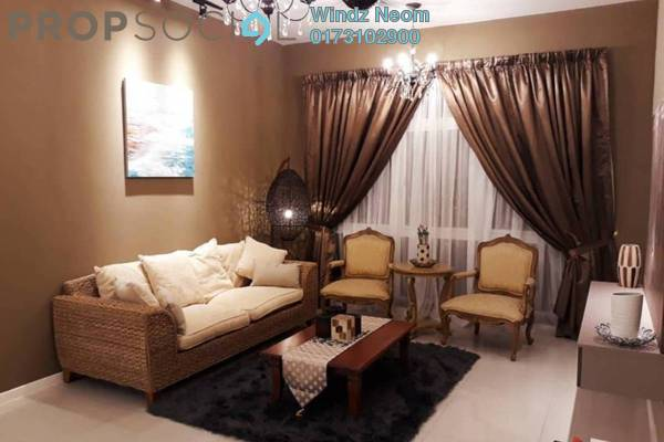 Condominium For Rent in EcoSky, Kuala Lumpur Freehold Fully Furnished 2R/2B 2.3k
