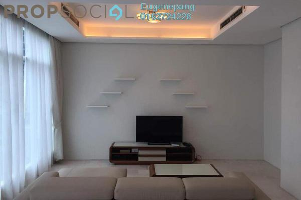 Condominium For Sale in Quadro Residences, KLCC Freehold Fully Furnished 3R/2B 2.14m
