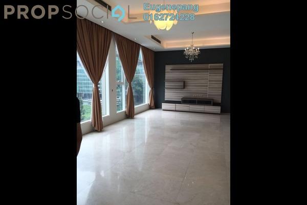 Condominium For Sale in Quadro Residences, KLCC Freehold Semi Furnished 4R/4B 2m