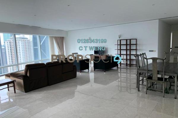 Condominium For Rent in The Avare, KLCC Freehold Fully Furnished 4R/6B 13k